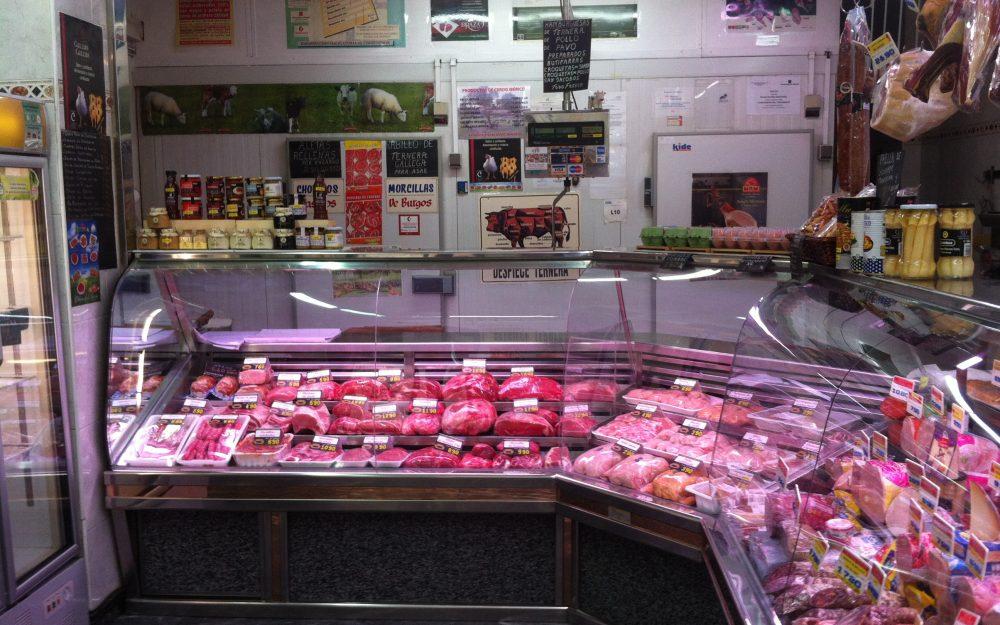 Local en venta. Carnicería