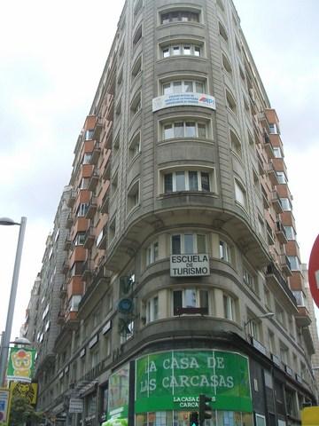 Espectacular piso en Gran Vía con las mejores vistas de Madrid